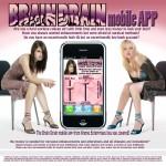Brain Drain App by Kris P. Kreme