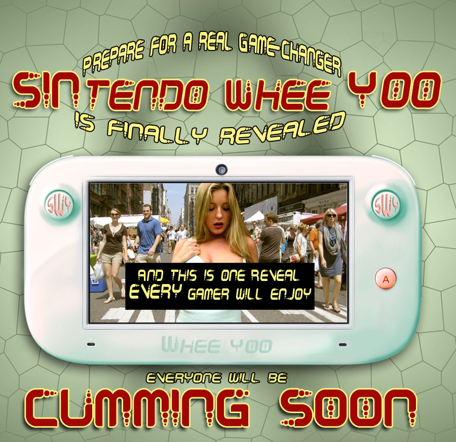 The SINtendo Whee Yoo Cumming Soon