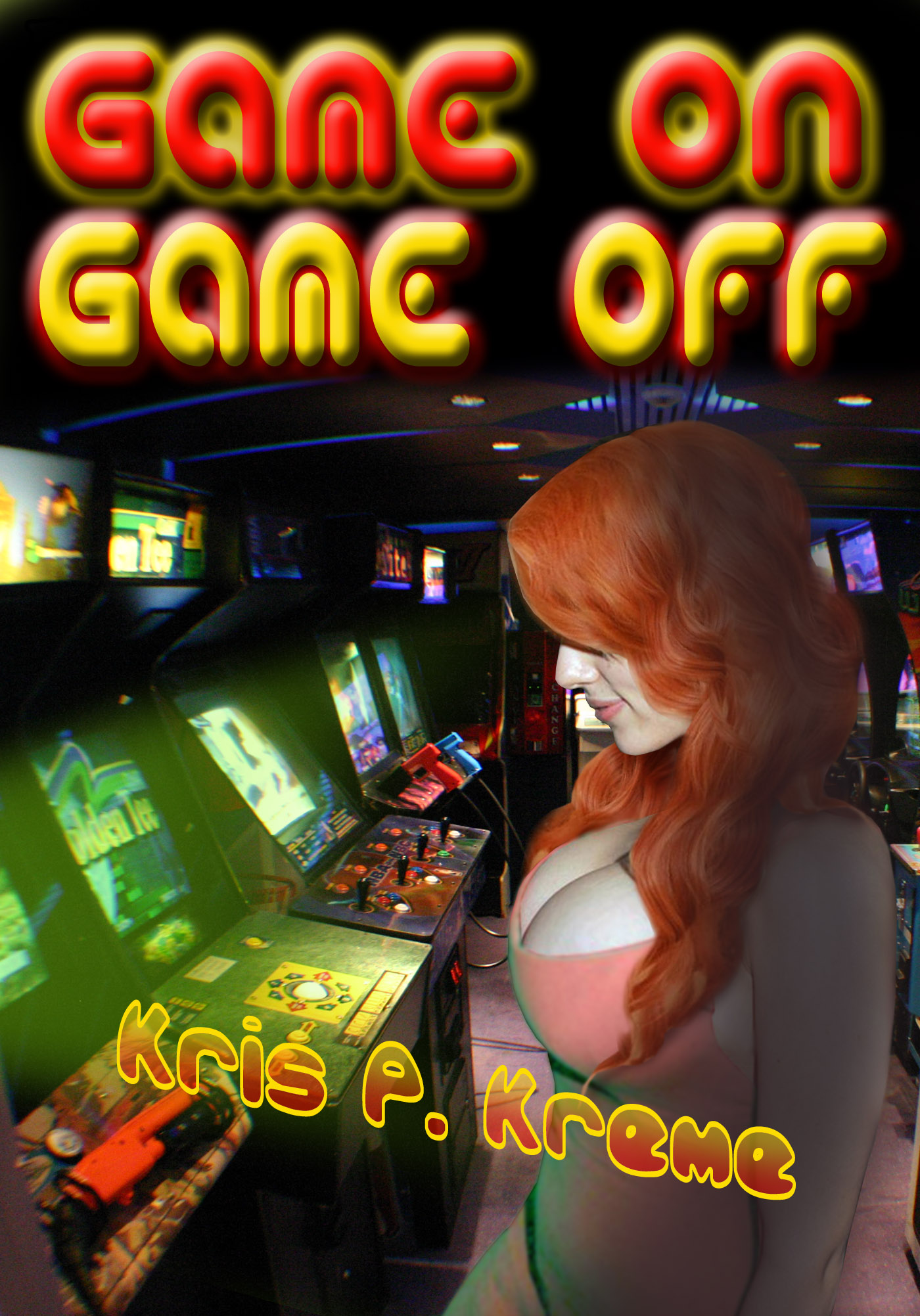 Game On Game Off by Kris P. Kreme