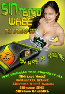 SINtendo Whee Gamers Set by Kris P. Kreme