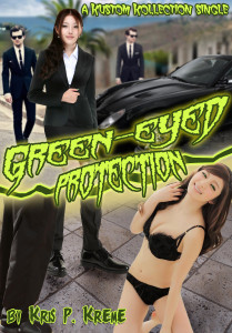 Green-eyed Protection by Kris P. Kreme