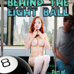 The magic behind the Eight ball Uncensored Cover by Kris P. Kreme