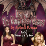 Donnie the Dimwitted Demon by Kris P. Kreme