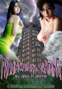 Paranormal Ending Uncensored Cover