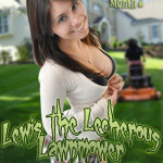 Lewis the Lecherous Lawnmower by Kris P. Kreme