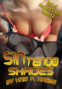 SINtendo Shades by Kris P. Kreme