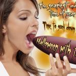 Halloween with the Kreme 2014