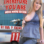 I Think Therefore You Are Uncensored Cover