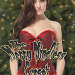 The Merry Mindless Corset by Kris P. Kreme