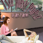 I See Horny People by Kris P. Kreme