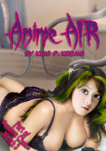 Anime AIR by Kris P. Kreme