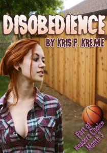 Disobedience by Kris P. Kreme