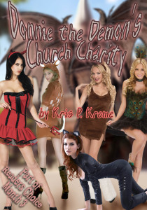 Donnie the Demon's Church Charity by Kris P. Kreme