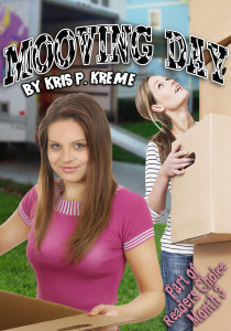 Mooving Day by Kris P. Kreme