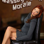 Massaging Up Morale by Kris P. Kreme