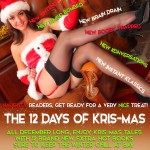Twelve Days of Kris-Mas