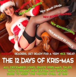 Twelve Days of Kris-Mas