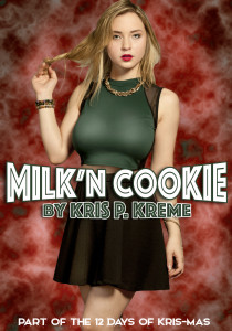 Milk'n Cookie by Kris P. Kreme