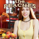 Plucking the Peaches by Kris P. Kreme