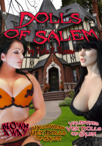 Dolls of Salem by Kris P. Kreme