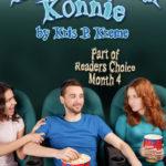 Konversational Konnie by Kris P. Kreme