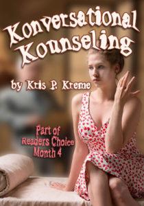 Konversational Kounseling by Kris P. Kreme