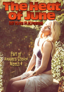 The Heat of June by Kris P. Kreme