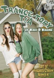 Trance-tory T&A by Kris P. Kreme
