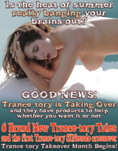 Trance-tory Takeover Month Promo -image