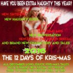 The Twelve Days of Kris-mas 2016