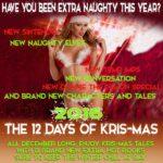 The Twelve Days of Kris-mas 2016