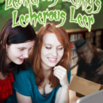 Lecherous Lenny's Lecherous Leer by Kris P. Kreme