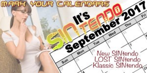 SINtendo September promopic