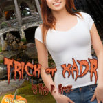 Trick or Xadr by Kris P. Kreme