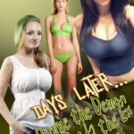 Days Later… Donnie the Demon and Desda the Ex by Kris P. Kreme