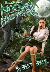 MOOdern Mysteries by Kris P. Kreme