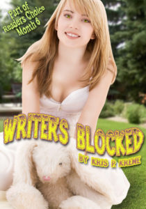 Writer's Blocked by Kris P. Kreme
