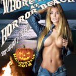 Whore-ified at Horror Beach by Kris P. Kreme