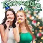 A Krismas Konversation by Kris P. Kreme