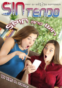 SINtendo Spin and Win by Kris P. Kreme