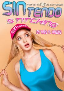 SINtendo Stitching by Kris P. Kreme
