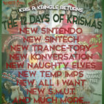 12 Days of Krismas 2019 Ad