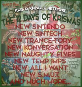 12 Days of Krismas 2019 Ad