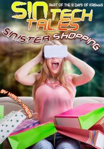SINtech Tales SINister Shopping by Kris P. Kreme