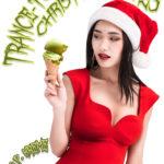 Trance-tory Christmas Cones by Kris P. Kreme