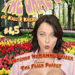 The Grab Bag #45 - SINtendo WoMANNEQUINizer & The FLICK Puppet by Kris P. Kreme