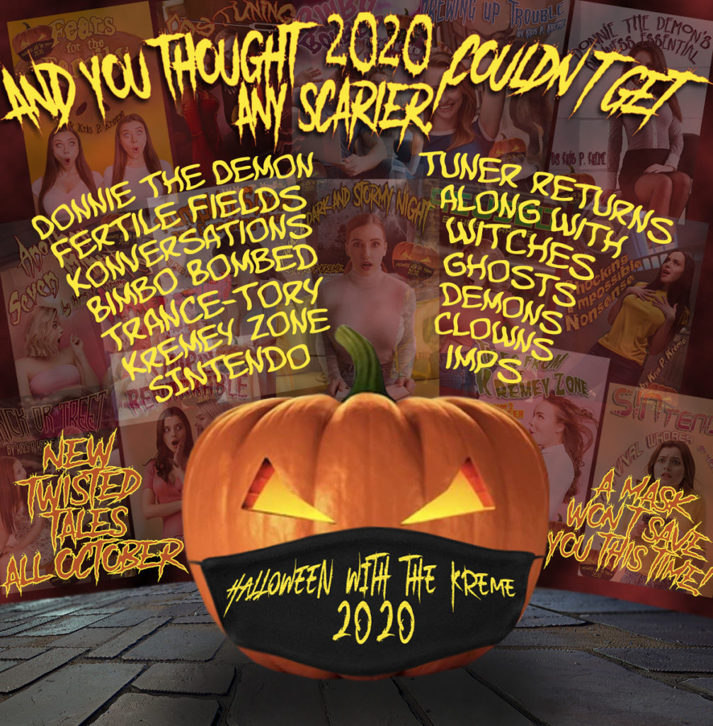 Halloween with the Kreme 2020 Promo