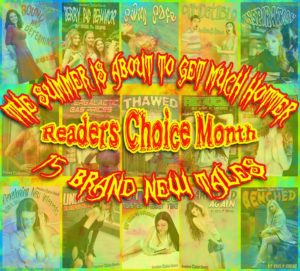 Readers Choice Month 2021 Promotional Ad