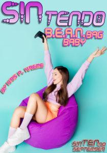 SINtendo B.E.A.N.bag Baby by Kris P. Kreme