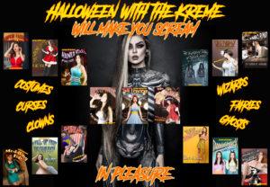Halloween with the Kreme 2021 Promo Ad
